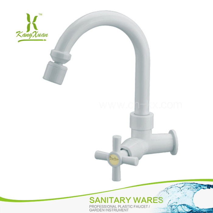 China Manufacture Abs Plastic kitchen long neck faucet, View ...