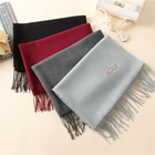 High Quality Custom Multicolor Women Winter Warm Long Shawl Cashmere Scarf