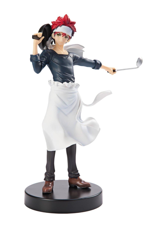 """Shokugeki no Soma Ikumi Mito Figure* F//S w//Tracking# *Furyu 7.5/"""" Food Wars!"""