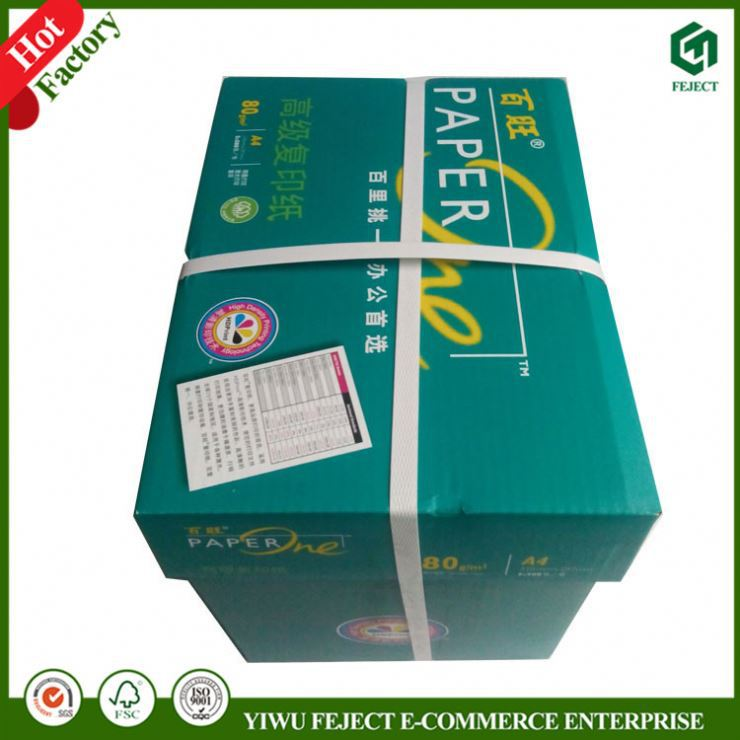 China Factory Wholesale Chamex Orient A4 Size 80Gsm Photocopy Paper