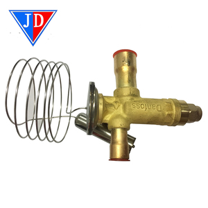 Thermostatic expansion valve TGEX18 067N2163 for heat pump
