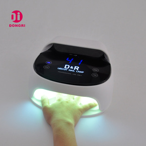 I believe this is best gel uv led 48W nails uv light cordless