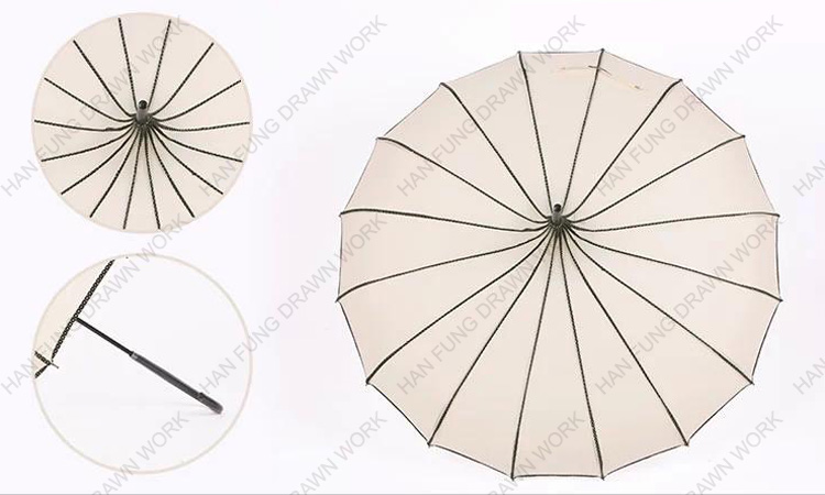 pagoda shaped wedding decoration umbrellas
