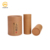 Eco-friendly round cardboard box container Kraft cylinder paper tube with custom logo