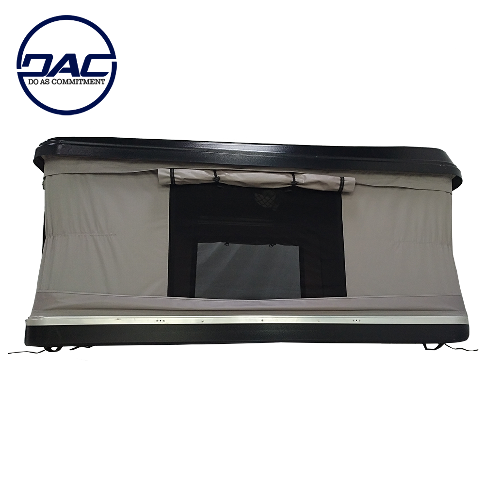ABS Light Weight SUV Car roof top tent with awning