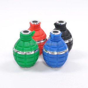 Custome silicone electronic hookah bowlGrenade Hookah Bowl Shisha Bowl