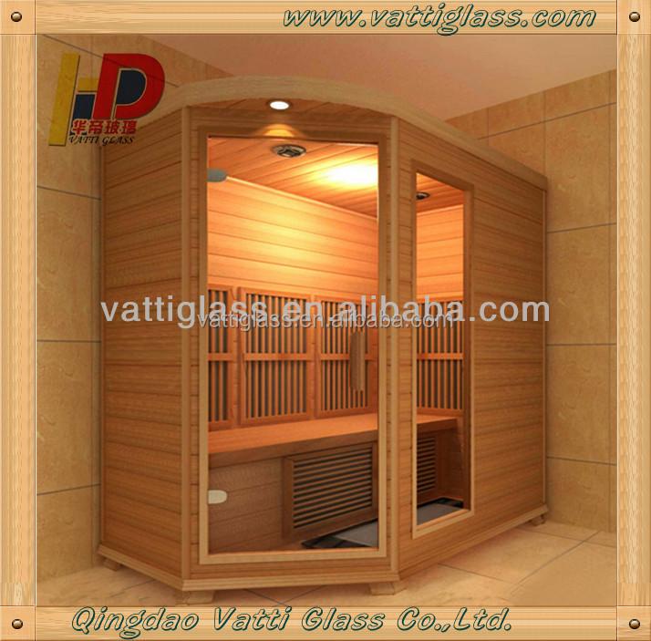 Bath Room Glass Doors For Steam Sauna 1860760670mm Glass Door For