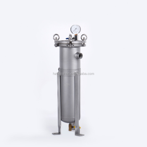industrial bag water filter cartridge housing machine