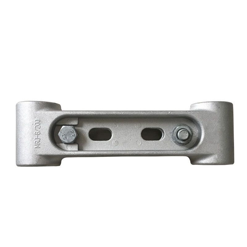 Overhead power line accessory square frame spacers dampers
