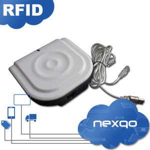 HF Small Portable RFID Card Reader Cheap 13.56 MHz