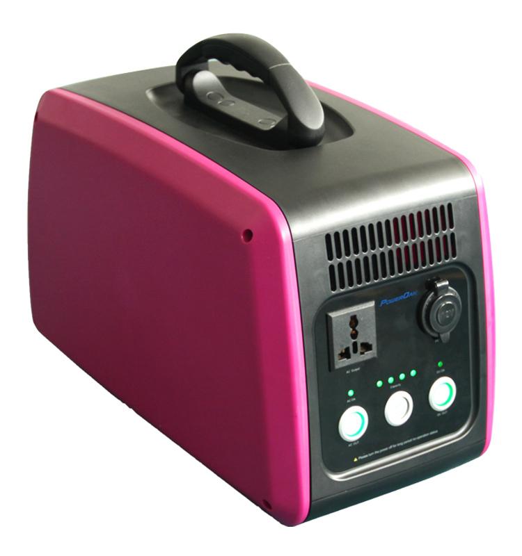 Poweroak 500w Mobile Portable Rv Solar Generator Kit
