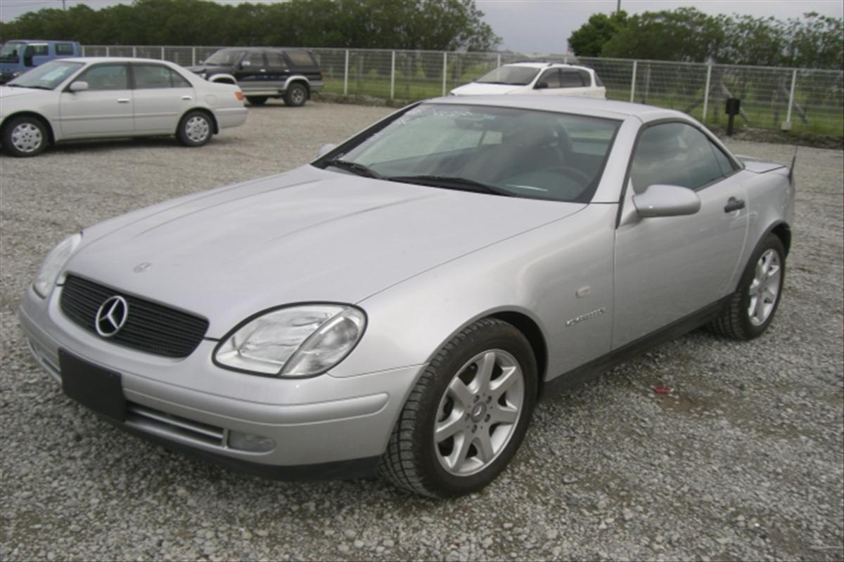 Image gallery slk 230 for 1999 mercedes benz slk 230 kompressor