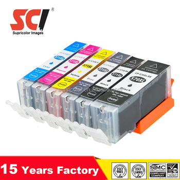high profit 570 571 refill ink cartridge for canon mg 5750
