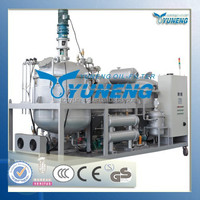 Waste or Used Engine Oil Recycling Plant (Oil Color Change Machine)