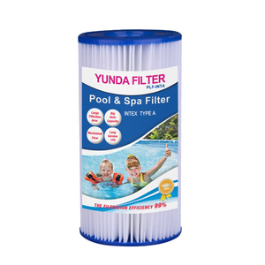 INTEX pleated Pool Replacement Cartridge Filter for swimming