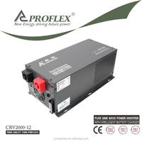 intelligent car battery charger 12 volt power inverter 2000 watt