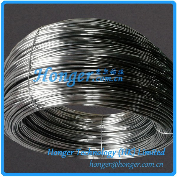 customized Mumetal Wire nickel wires