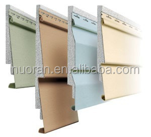 Cheapest China Pvc Vinyl Siding Accessory Finish Strip