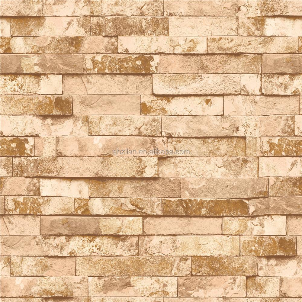 2018 Pvc Material Wall Decor Living Room Wallpaper - Buy Living Room ...