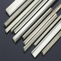 Poway Alloy boway BZn25-18 Best Price 5mm copper rod nickel welding rod/copper soldering rod for Glasses accessories