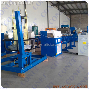 HOT!!! wire straightening and cutting-off machine