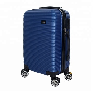 wholesale ABS PC trolley luggage bag travel luggage big lots luggage sets