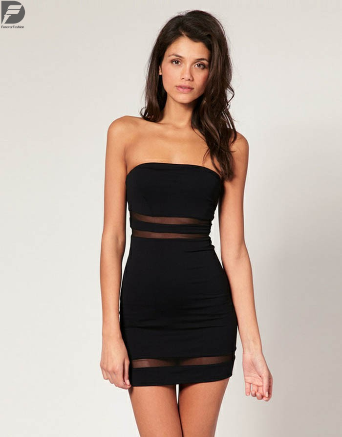 Off Shoulder Extreme Sexy Women Girl Tight Party Dress Club Dresses