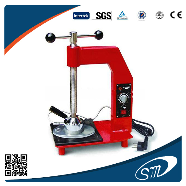 vulcanizing machine for tires
