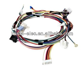 Washing Machine Cable Wire Harness Assembly - Buy Wire Rope Cable ...