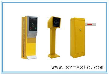 parking ticket machine system