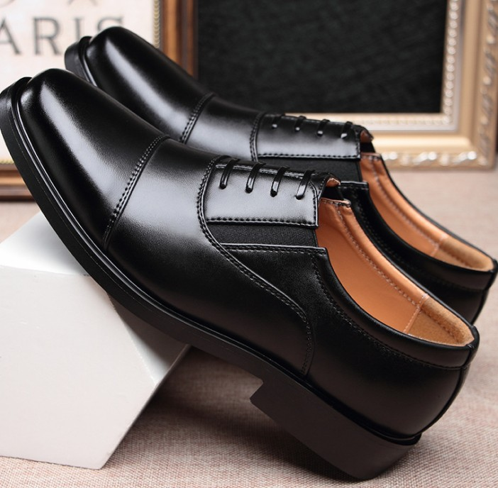 UP-0474J Boutique men fancy pu leather dress shoes for spring