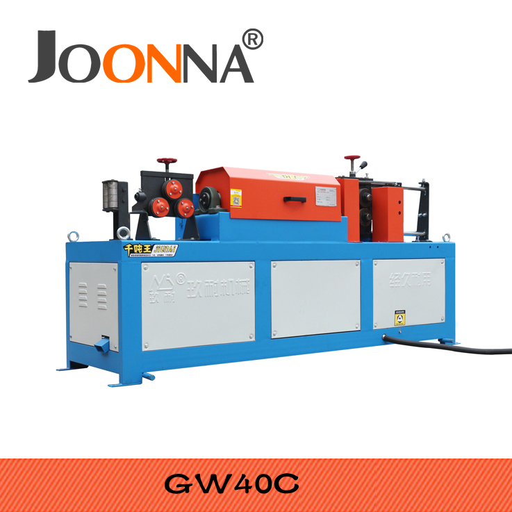 Joonna Companies looking for distributors 4-14mm rebar straightening and cutting machine
