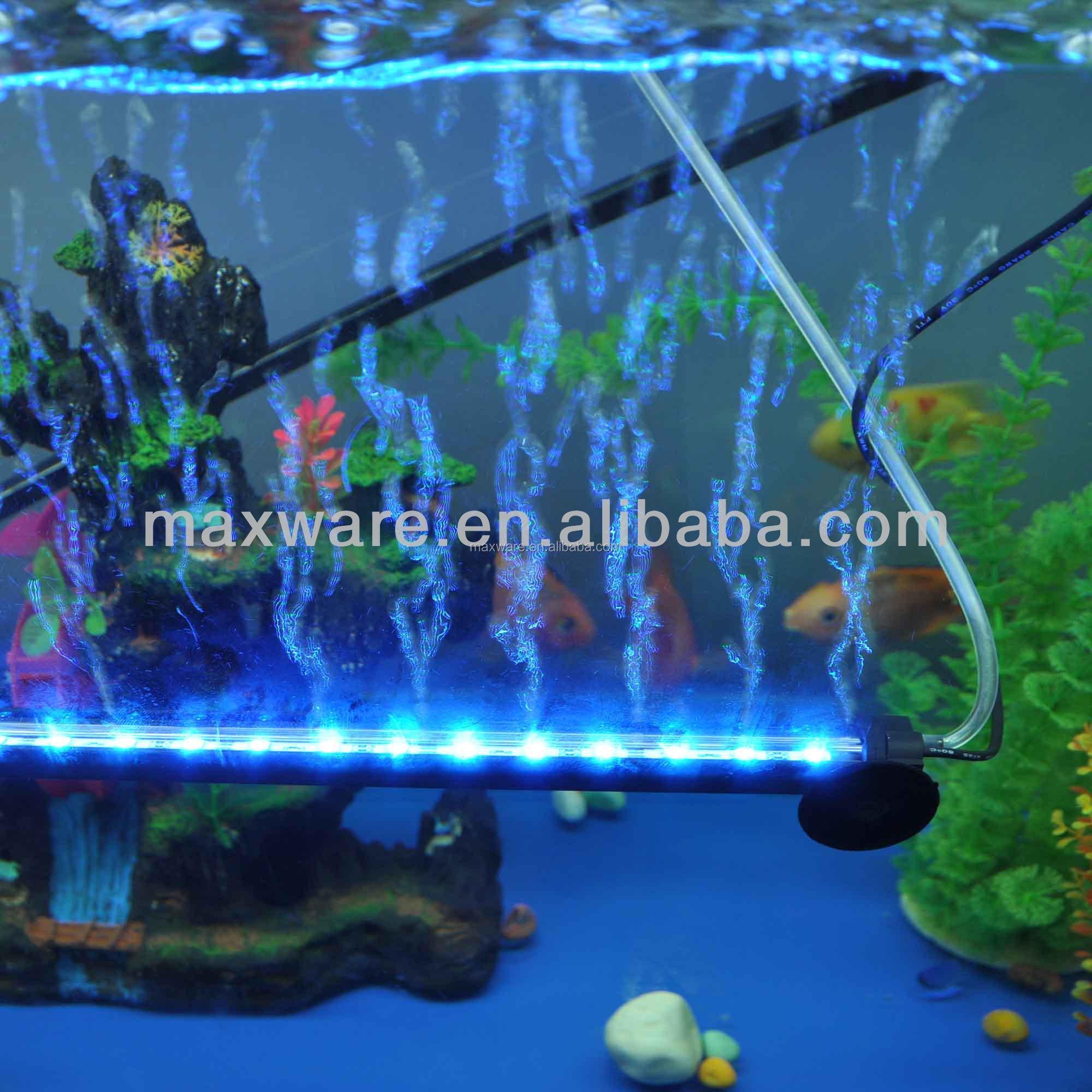 Make You More Colorful Waterproof Aquarium Fish Tank Bubble Lights ...