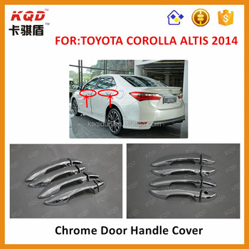 Top Selling Chrome Door Handle Covers For Toyota Corolla 2014 Car ...