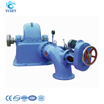 Inclined-jet water turbine generator / Hydro power water generator