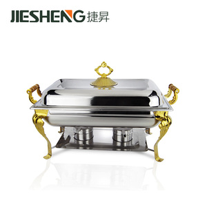 Bulk cheap sell chafing dishes chaffing dish buffet Food Warmer