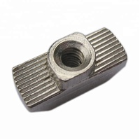 M3 M4 M5 M6 M8 Stepped slider t nut hammer nuts for 3030 4040 aluminium profiles