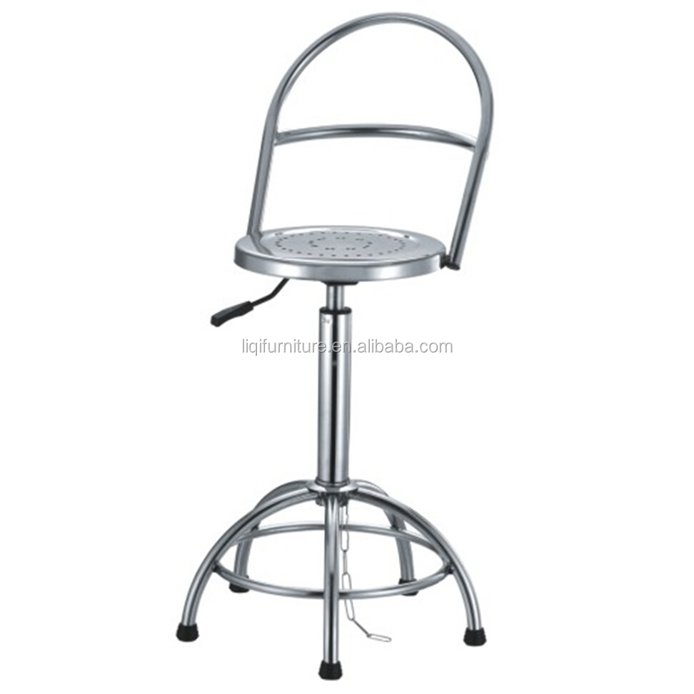 Stainless Steel Lab Stool with Backrest  sc 1 st  Alibaba & Stainless Steel Lab Stool With Backrest - Buy Metal Lab Stools ... islam-shia.org