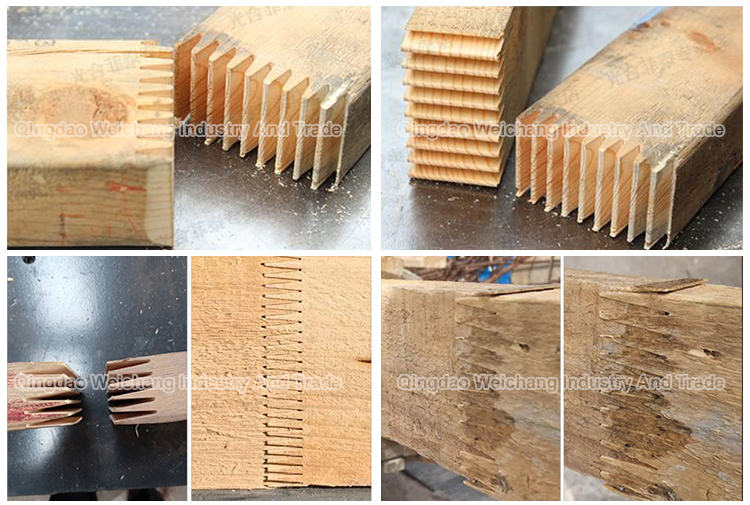 MH1540B Semi-automatic Wood Finger Joint Assembler Machine with good price