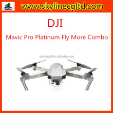 Mavic Pro Platinum and DJI Mavic Pro Platinum Fly More Combo Folding Drone 4k Stabilized Camera 7km Flight Distance