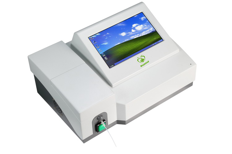MY-B010C NEW Lab clinical full open reagent system equipment Semi-auto Biochemistry Analyzer