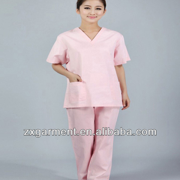 ZX OEM ODM health care uniform