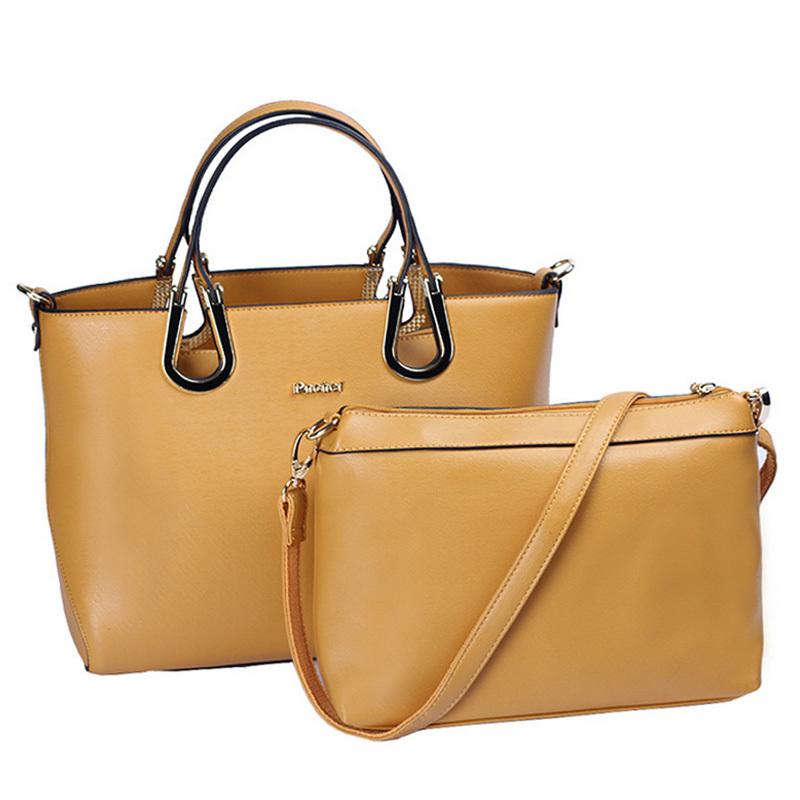 fb598c8104 Hot sell 2015 new female leather handbag brand women messenger bag designer  handbags high quality single