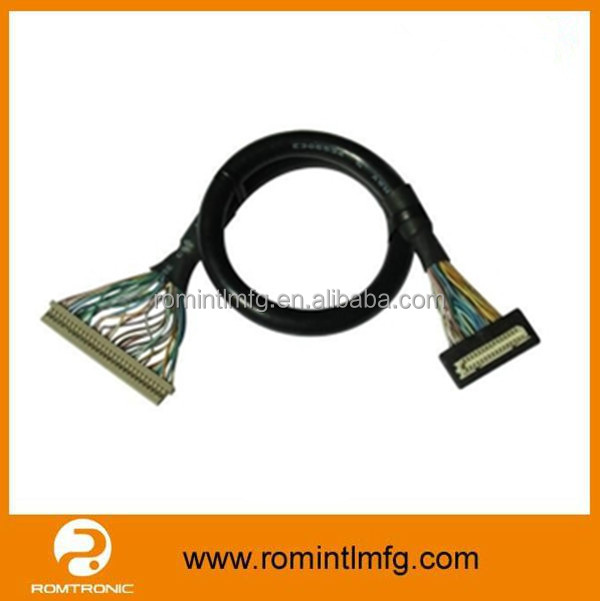 30 Pin LCD LVDS Cable LCD Extension Cable for Laptop