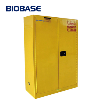 BIOBASE Standard Flammable Liquid Storage Cabinet, Chemical Storage Cabinets