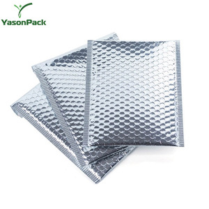 Stock Bubble Eco Friendly Cornstarch Biodegradable Poly Mailer Bags