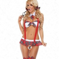 SFY150 china Cosplay girls student lingerie babydoll lingerie