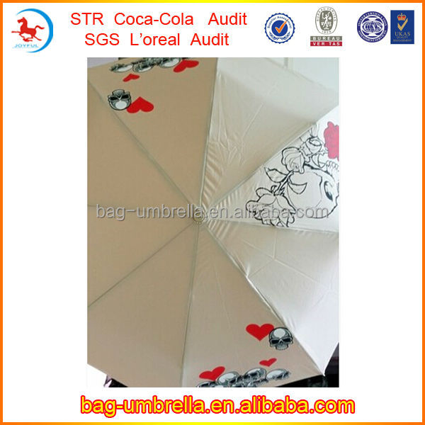 2014 New Design High Quality Royal Umbrella Rice