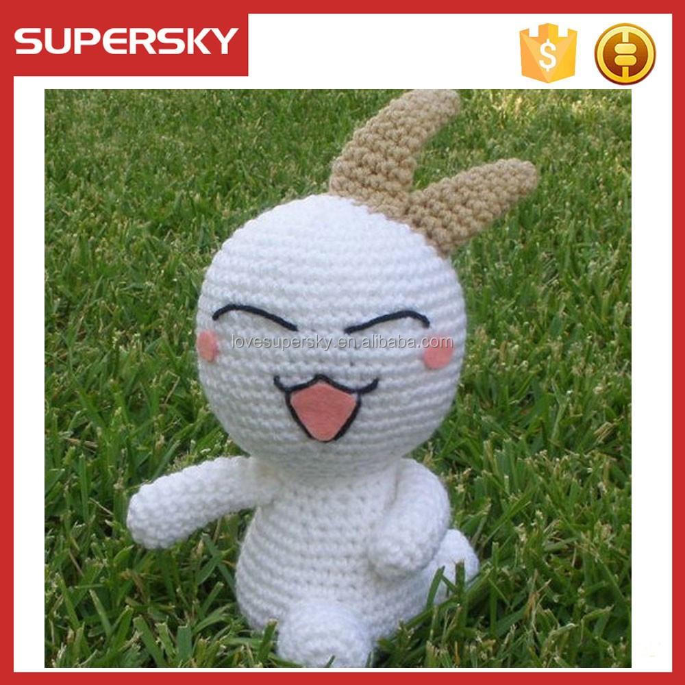 A143 Kids Knuffel Knuffel Baby Haak Speelgoed Amigurumi Patroon