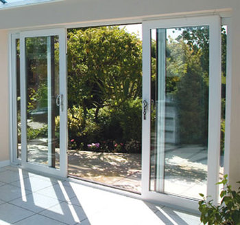 Best selling double glazing aluminum sliding door buy for Best triple glazing
